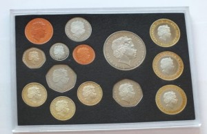 Royal Mint Proof Set 2011